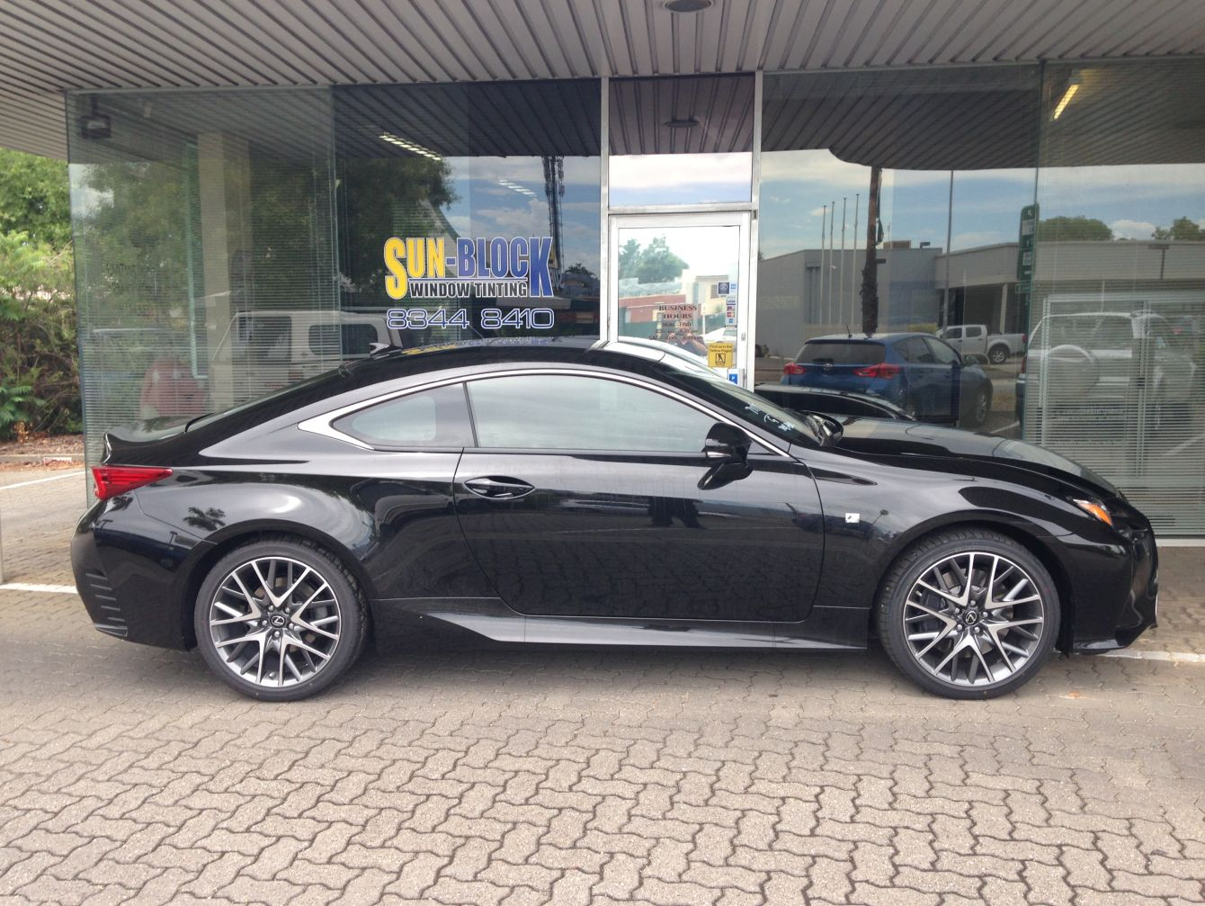 Lexus RC350 Coupe Carbon Series
